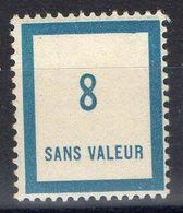 FRANCE ( FICTIF ) : Y&T  N°  F83 TIMBRE  NEUF  SANS  TRACE  DE  CHARNIERE , A  VOIR . B 20 - Phantom