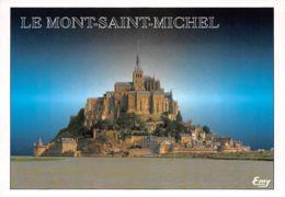 50-LE MONT SAINT MICHEL-N°3908-A/0269 - Le Mont Saint Michel