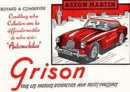 BUVARD GRISON - Produit Pour Les Chaussures - ASTON MARTIN - Shoes