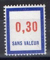 FRANCE ( FICTIF ) : Y&T  N°  F170  TIMBRE  NEUF  SANS  TRACE  DE  CHARNIERE , A  VOIR . B 20 - Phantom