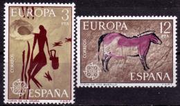 Espagne - Europa CEPT 1975 - Yvert Nr. 1903/1904 - Michel Nr. 2151/2152  ** - 1975