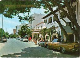 < Automobile Voiture Auto Car >> Triumph Spitfire, Rambler Convertible, Puerto De Pollensa - Toerisme