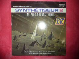 LP33 N°4993 - SYNTHETISEUR 2 - LES PLUS GRANDS THEMES - Reggae
