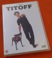 DVD   LTP Productions Présente Titoff  (2002)  M6 Vidéo - DVDs