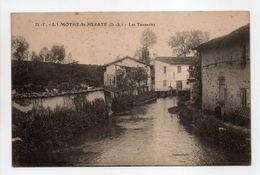 - CPA LA MOTHE-SAINT-HÉRAYE (La Mothe-Saint-Héray / 79) - Les Tanneries - Edition Dando-Berry - - La Mothe Saint Heray