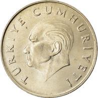 Monnaie, Turquie, 100 Lira, 1987, TTB+, Copper-Nickel-Zinc, KM:967 - Turquie