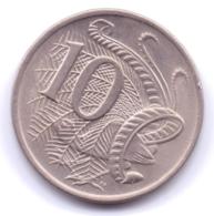AUSTRALIA 1979: 10 Cents, KM 65 - Decimal Coinage (1966-...)
