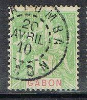 GABON N°19  Oblitération De Mayumba - Gebraucht