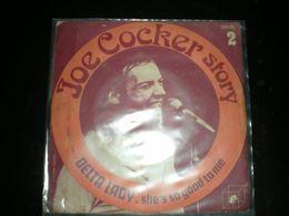 JOE COCKER DELTA LADY - Rock