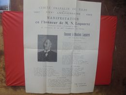 Tilff Personnalité Sur Document (T324) - Esneux