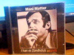 Mani Matter - Music & Instruments