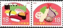 JAPON TP Pour Cartes Postales 2v  Neuf ** MNH - Neufs