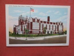 High School  Camden New Jersey >   Ref 4184 - Camden