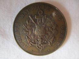 Suisse: Médaille De La Société Nautique De Genève (petite) - Professionnels / De Société