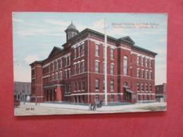 Manual Training & High School .  Camden New Jersey >   Ref 4184 - Camden
