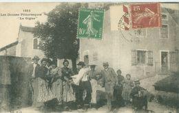 Le Puy En Velay 1926; Les Danses Pittoresque. La Gigue - Voyagé. (Margerit-Brémond, Le Puy) - Le Puy En Velay