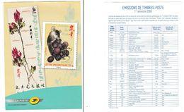 France : Emission De Timbres - Poste 2008. - France