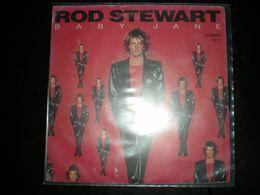 ROD STEWART BABY JANE - Rock
