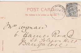 Inde Carte 1904 - India (...-1947)