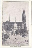 Poland - Bialystok - Kosciol W Bialymstoku Feldpost 1915 - Pologne