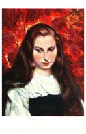 Lapina 5013 - P Sieffert, Pasqua Risa (2 Lignes) Femme - Pittura & Quadri