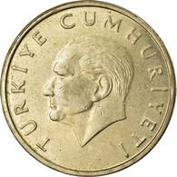Monnaie, Turquie, 10000 Lira, 10 Bin Lira, 1997, TTB+, Copper-Nickel-Zinc - Turquie