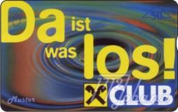 """TWK Österreich Privat: """"Raiffeisen Club 2"""" Gebr. - Autriche"""