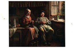 Lapina 5099 - R Knight, Un Bon Vieux Couple (6 Lignes) - Pittura & Quadri