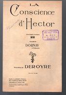 (humour??)  Monologue Comique  :   LA CONSCIENCE D'HECTOR 1921  (MPA PF 342) - Humour