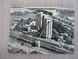 1 CPA  VUE AVION NANGIS 1964 - Nangis