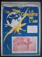 LA CONQUETE DE L'AIR 1927 N°2 - AVIATION AU CONGO (43 PHOTOS) BOMA-LEOPOLDVILLE-LUEBO-N'GULE-ROI LUKENGO-INKISI - AeroAirplanes