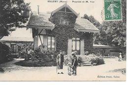 51   Sillery     Propriété De Monsieur Viet - Sillery