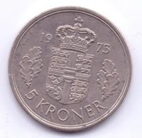 DANMARK 1973: 5 Kroner, KM 863 - Denemarken