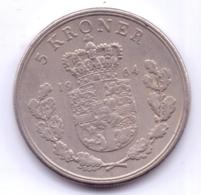 DANMARK 1964: 5 Kroner, KM 853 - Denemarken