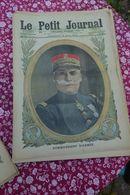 Rare Le Petit Journal Supplément Du 18 Juin 1916 - 1914-18