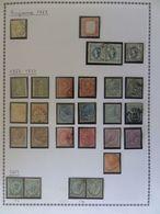 Italie Belle Collection D'anciens Avec Nombreuses Bonnes Valeurs Neufs Et Oblitérés 1862/1941. B/TB. A Saisir! - Italien