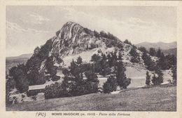 9869-MONTE MAGGIORE(CROAZIA)-PASSO DELLA FORTEZZA-1939-FP - Croatia