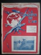 LA CONQUETE DE L'AIR 1927 N°3 -AVIATION EN AFRIQUE (22 Photos)- S 2 (SABCA)-R.S.V. 32-90 - R.S.V. 26-180 - R.S.V. 22-180 - AeroAirplanes
