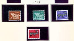 IRELAND  -  1976 Definitive Set Unmounted/Never Hinged Mint - Nuovi