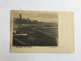 THUIN 1900  SOUVENIR DE THUIN   LA ROQUETTE    CPA RARE - Thuin
