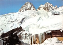 74-CHAMONIX MONT BLANC-N°3923-B/0225 - Chamonix-Mont-Blanc