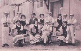 Pully VD, Société De Gymnastique En Costume (168) - VD Vaud
