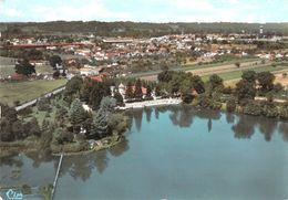 33 - Coutras - Vue Panoramique Aérienne à Partir Du Lac Bleu - Altri Comuni