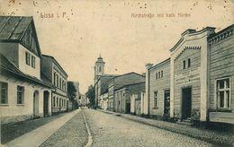 POLOGNE  LISSA - LESZNO - Pologne