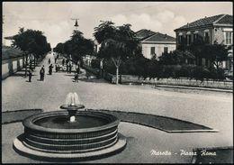 MAROTTA (PESARO) PIAZZA ROMA 1951 - Pesaro