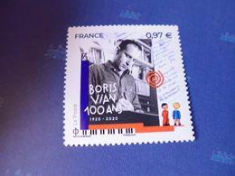 5383 FRANCE NEUF  BORIS VIAN - Neufs
