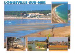 85-LONGEVILLE SUR MER-N°3929-A/0395 - Francia