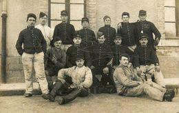 Neufchateau * Carte Photo Militaire * 60ème Régiment * Soldats Militaires - Neufchateau