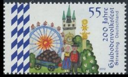2012Germany2950Goy Boden Fair, Straubing - Unused Stamps