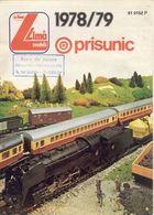 Catalogue LIMA 1978/79 HO 1/87 Prisunic Trains électriques Folder - Libros Y Revistas
